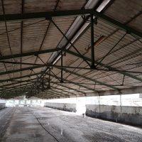 copertura capannone agricolo