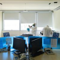 sanificazione ufficio interno covid