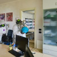 sanificazione uffici e d interni covid